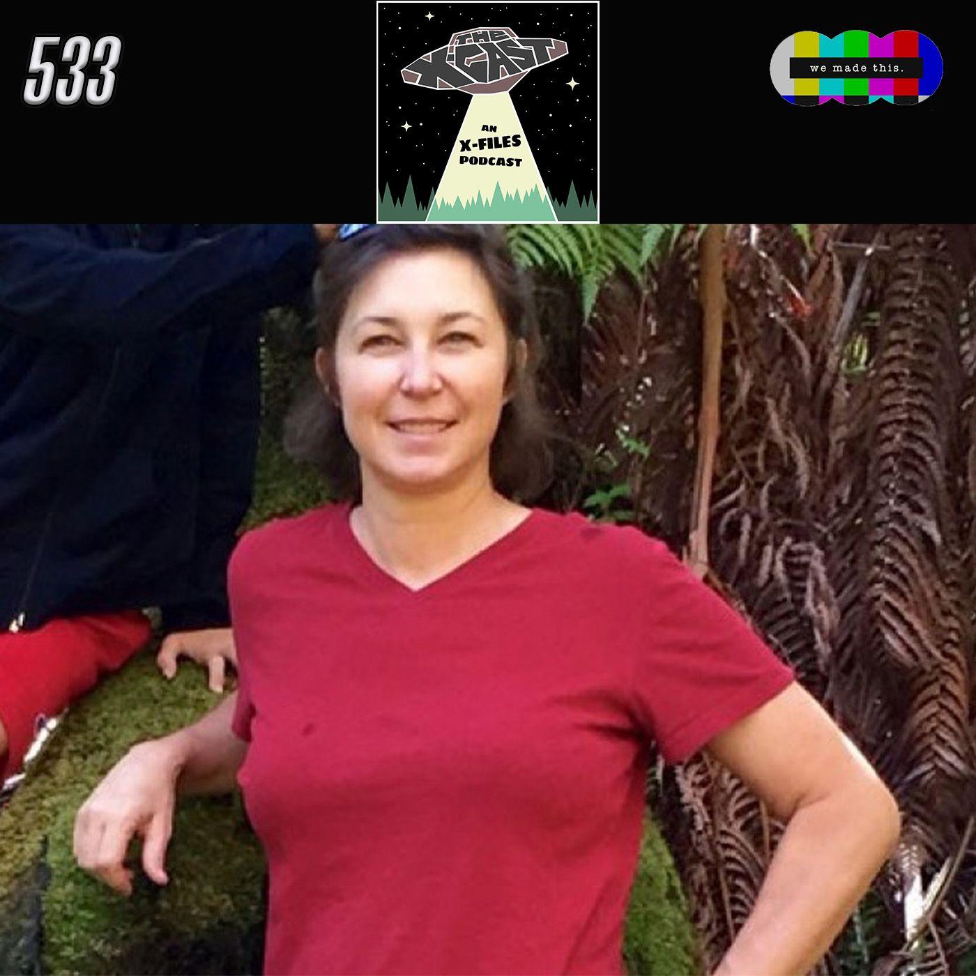533. Interview: Kim Newton (X-Files Season 3 Writer)