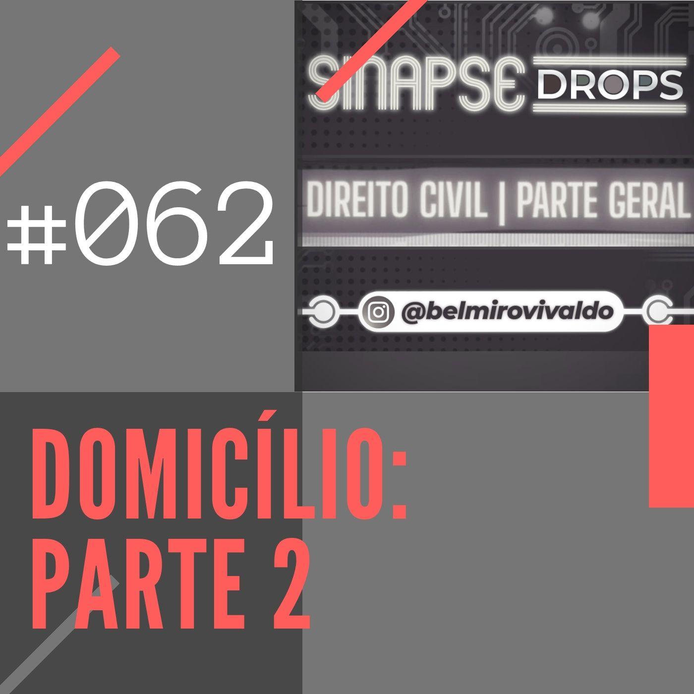 062   Domicílio (Parte 2)