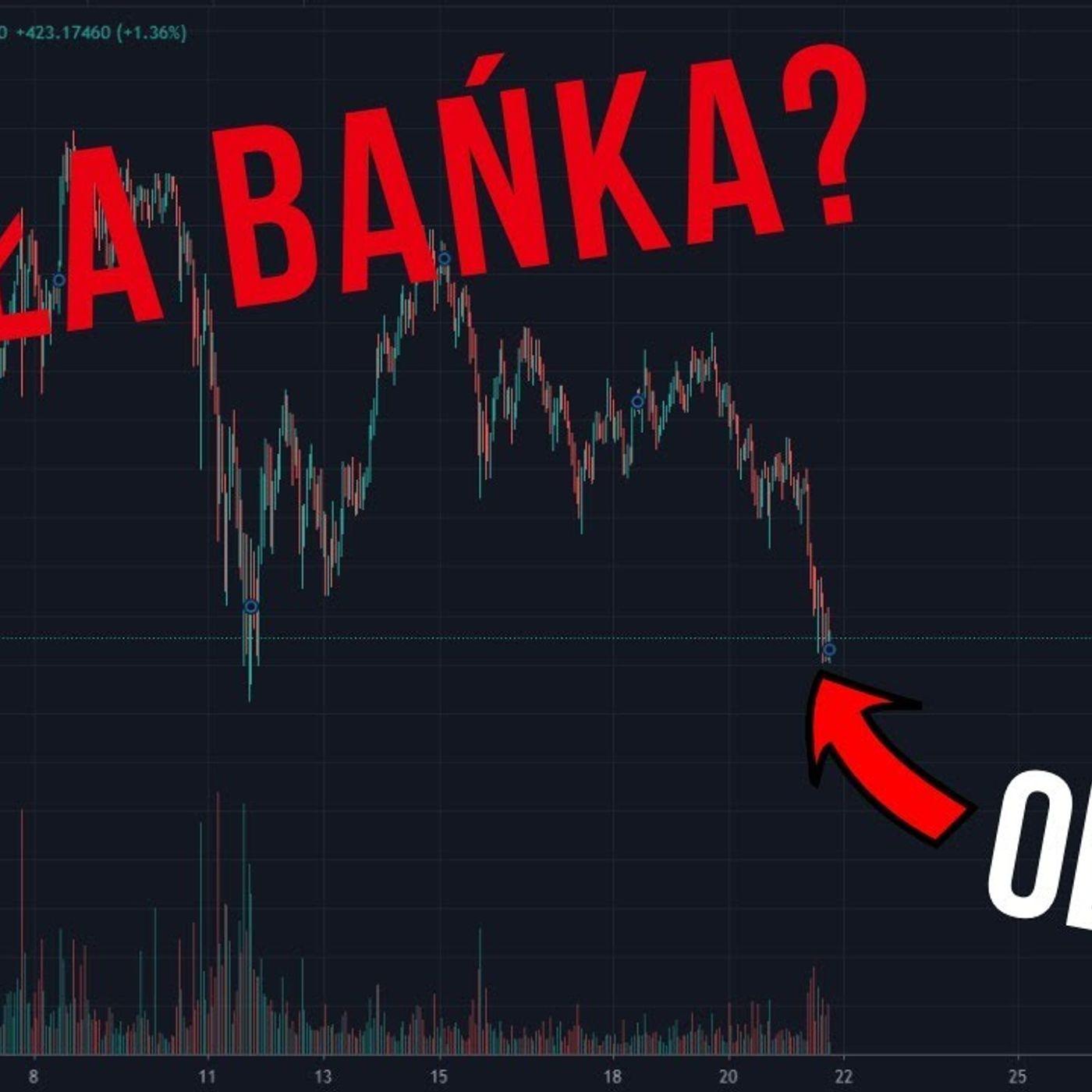 CO TAM W SIECI #158 | 21.01.2021 | To nie ostatni spadek BITCOINA. Bańka pękła? Jak zabezpieczyć inwestycję w kryptowaluty?