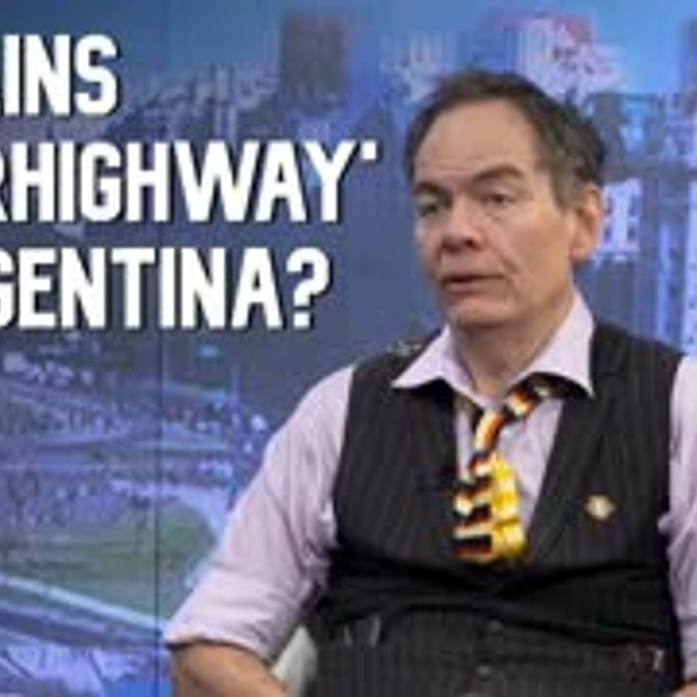 Keiser Report A Grains 'Superhighway' in Argentina (E1478)