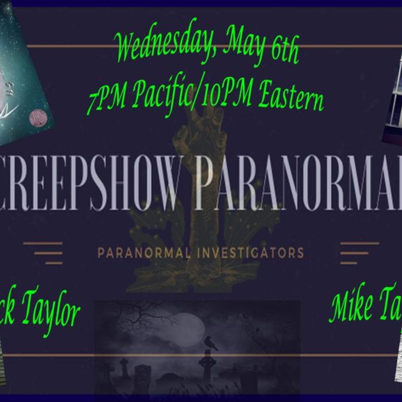 Creepshow Paranormal Investigators