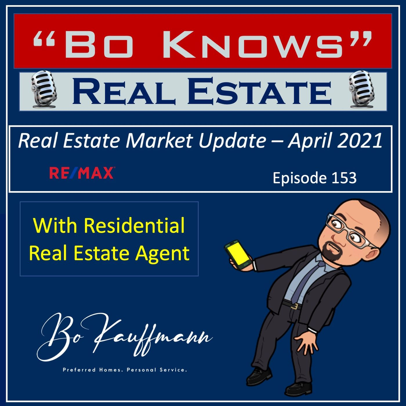 (EP: 153) April 2021 Real Estate Market Update - Winnipeg Housing and Condo Report