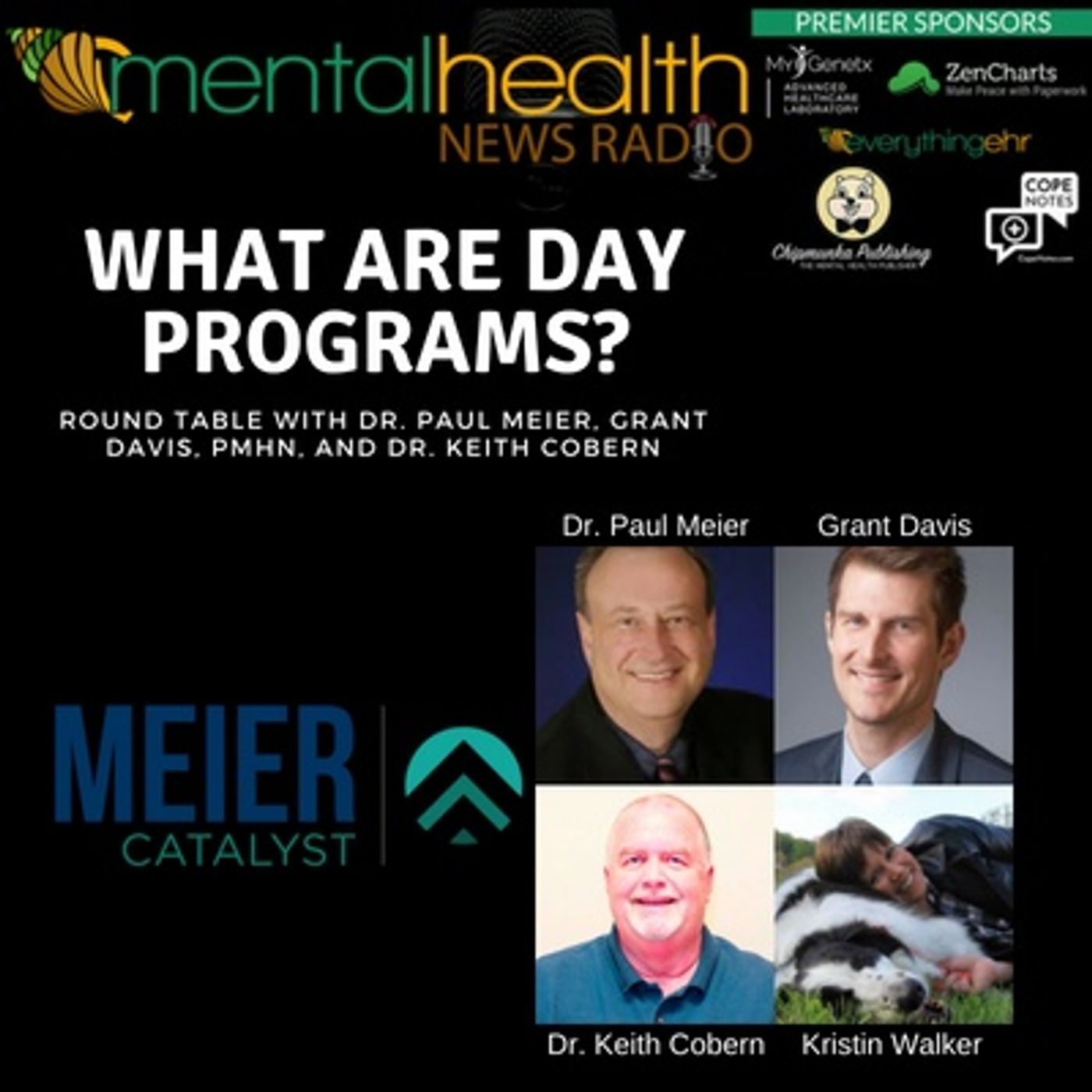 Mental Health News Radio - Round Table Discussions with Dr. Paul Meier: Day Programs For Rapid Healing