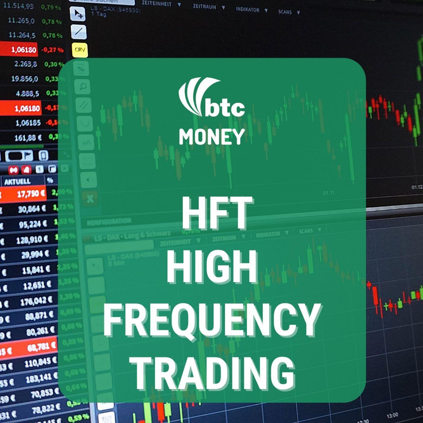 High Frequency Trading (HFT): Como funciona e qual o objetivo   BTC Money #72