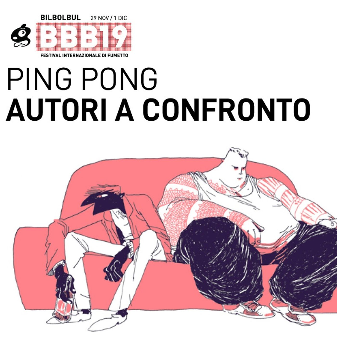 [Ping Pong] Silvia Rocchi ed Eliana Albertini