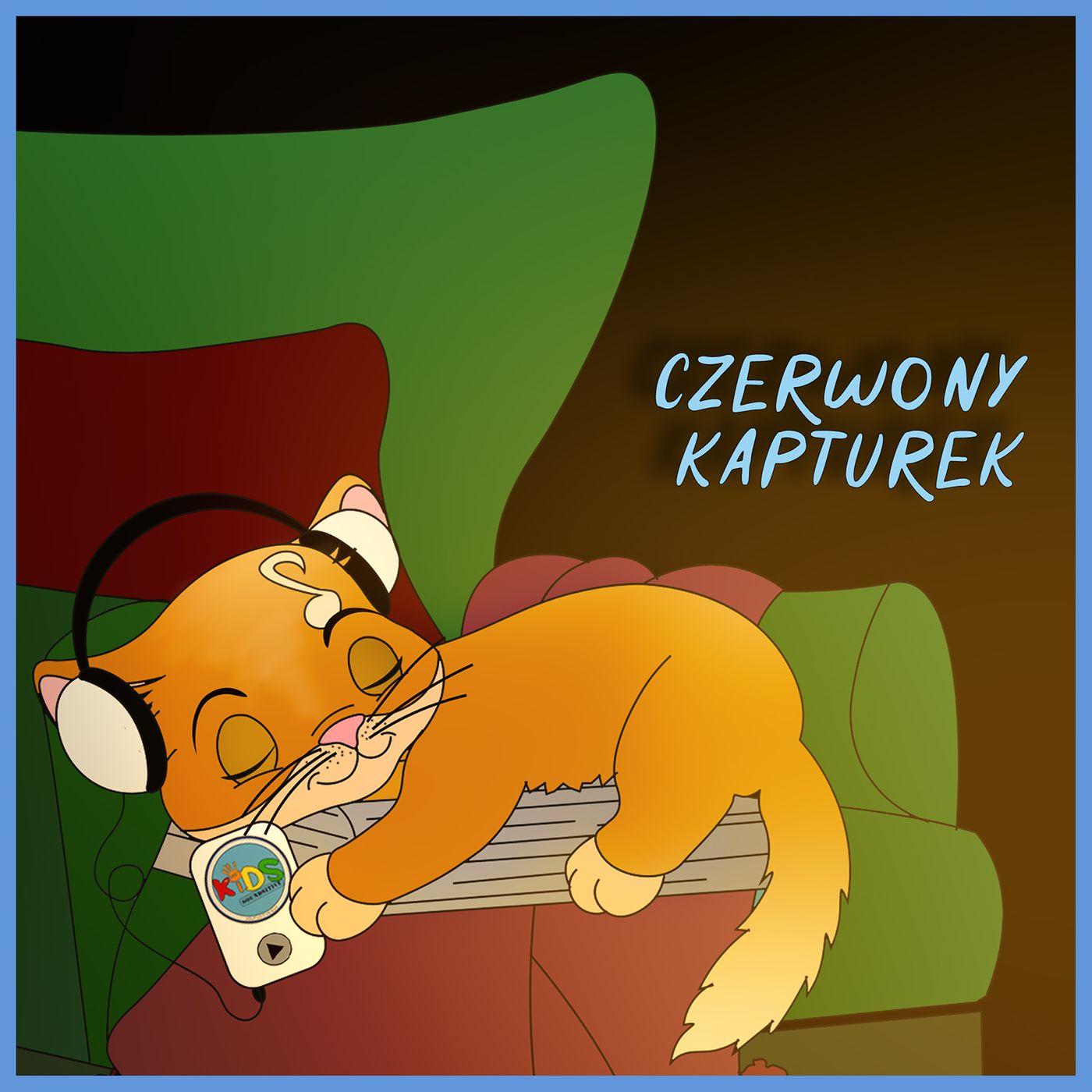 Czerwony Kapturek | bajka | bracia Grimm