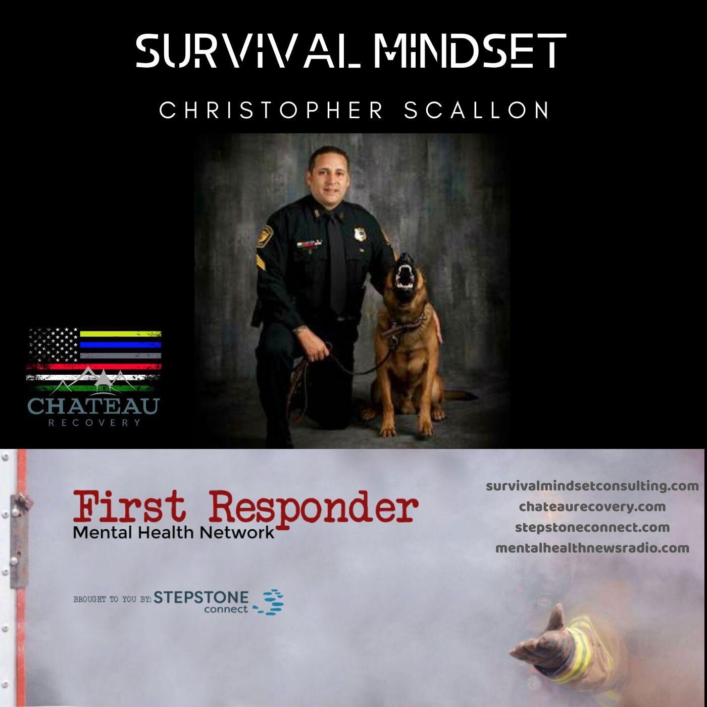 Mental Health News Radio - First Responders: Survival Mindset