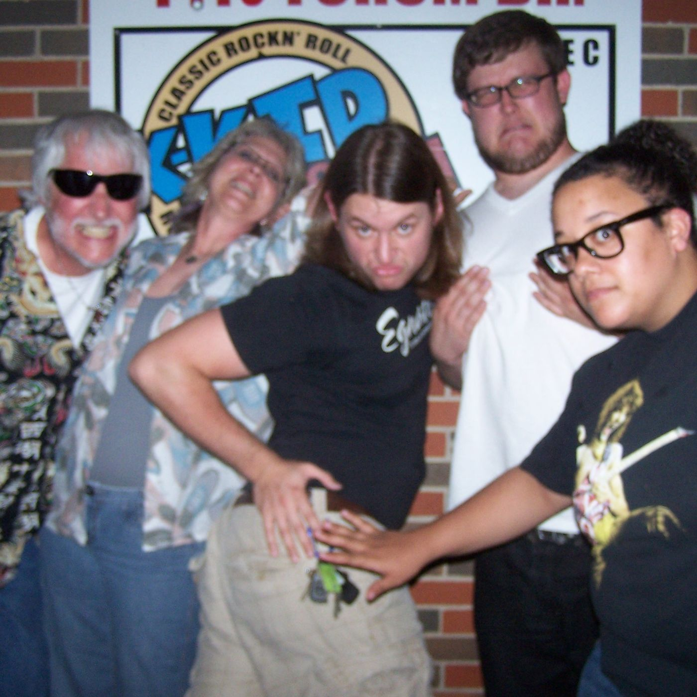 Special episode - LIVE with The Many Colored Death on June 17, 2012, Show #97