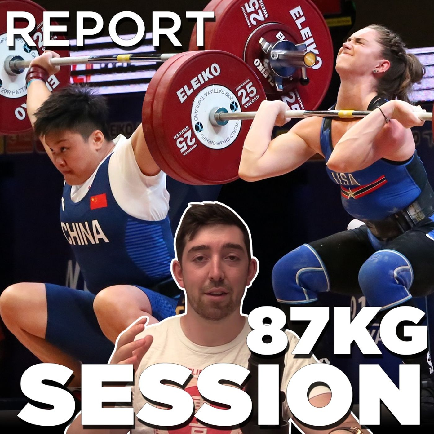 Tokyo Weightlifting W87 | REPORT