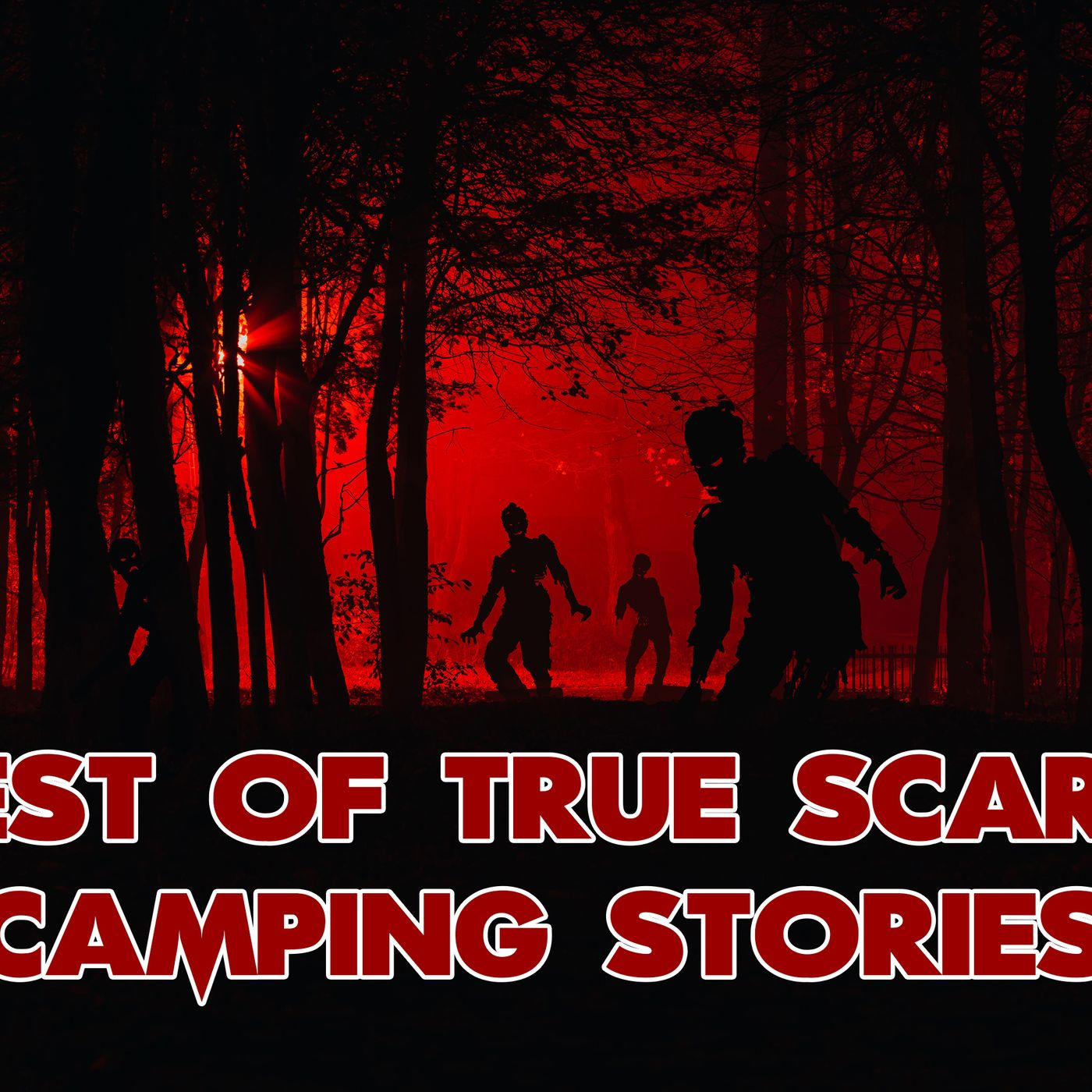 Uncle Josh's Best of True Scary Camping Stories