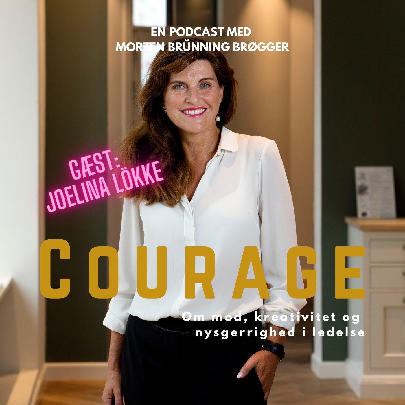 Courage 12 - Joelina Lökke