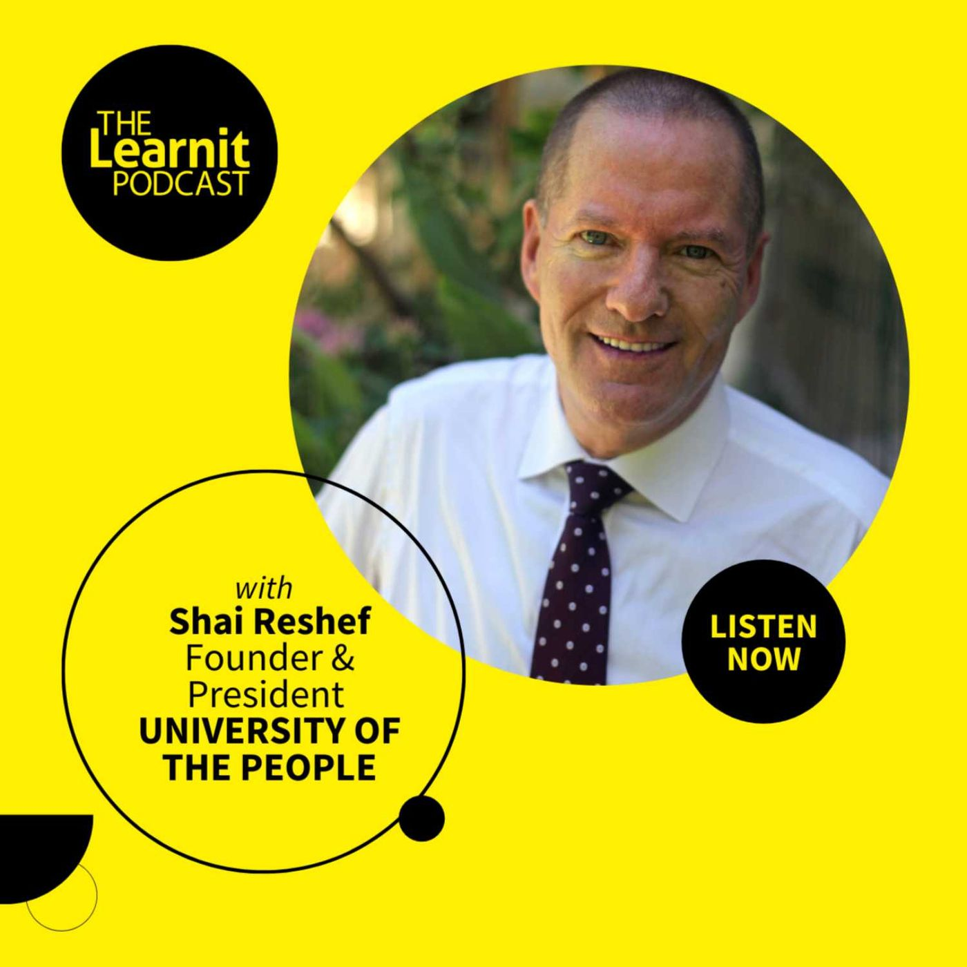#18 Shai Reshef, University of the People: Delivering higher ed to 53k students on a budget of $13M