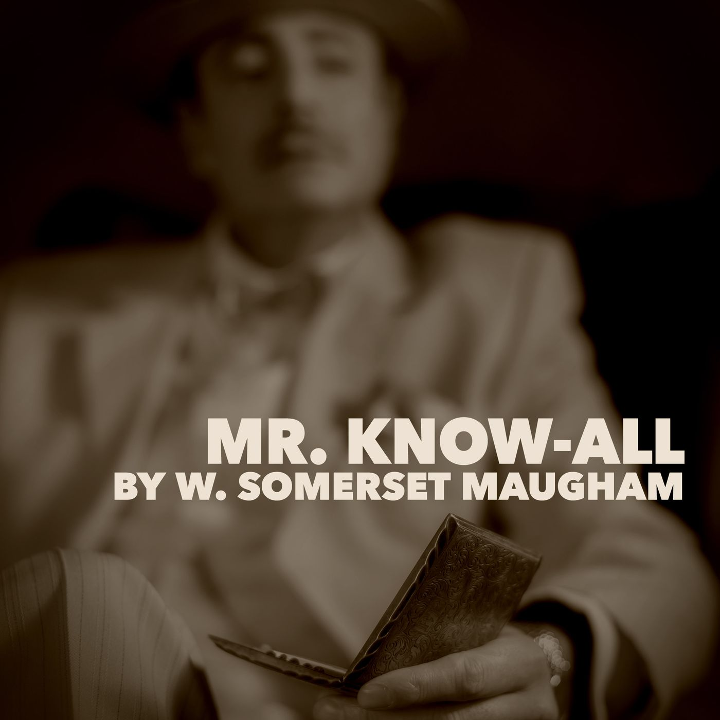 Mr. Know-All by W. Somerset Maugham