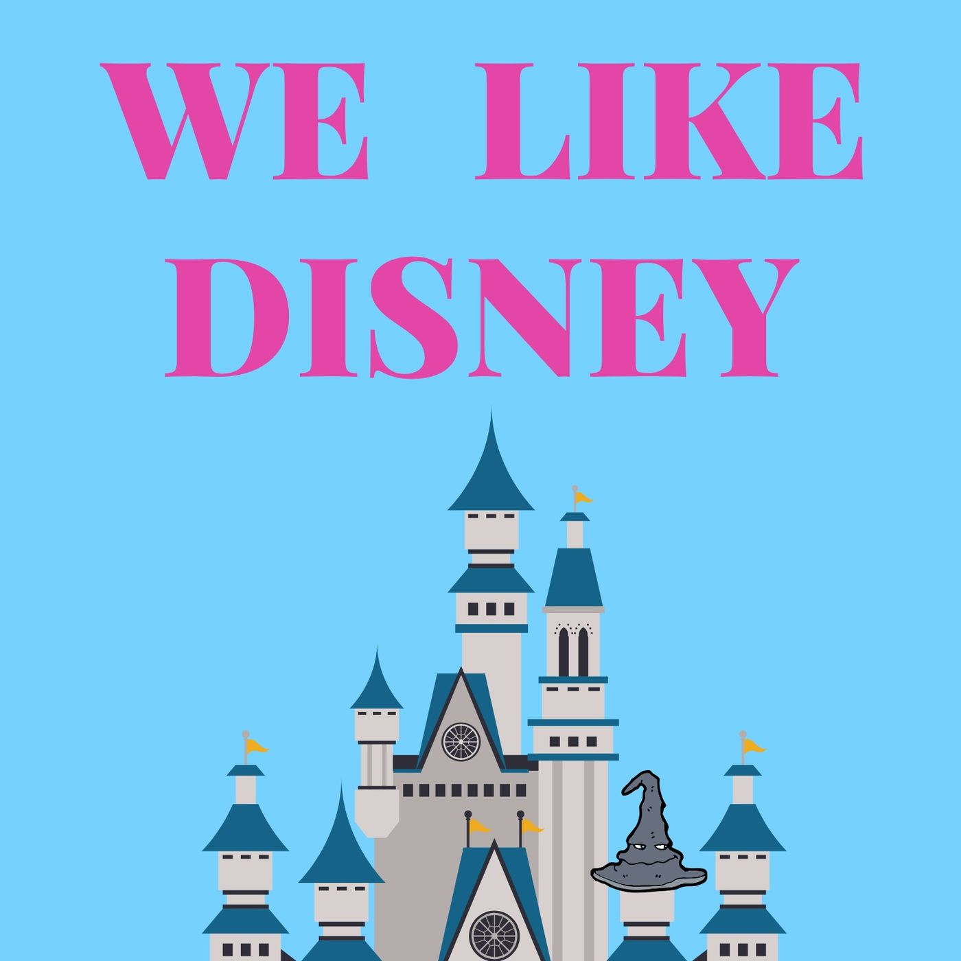S5 Ep.1: We Like Disney goes to Knott's Berry Farm Part 1