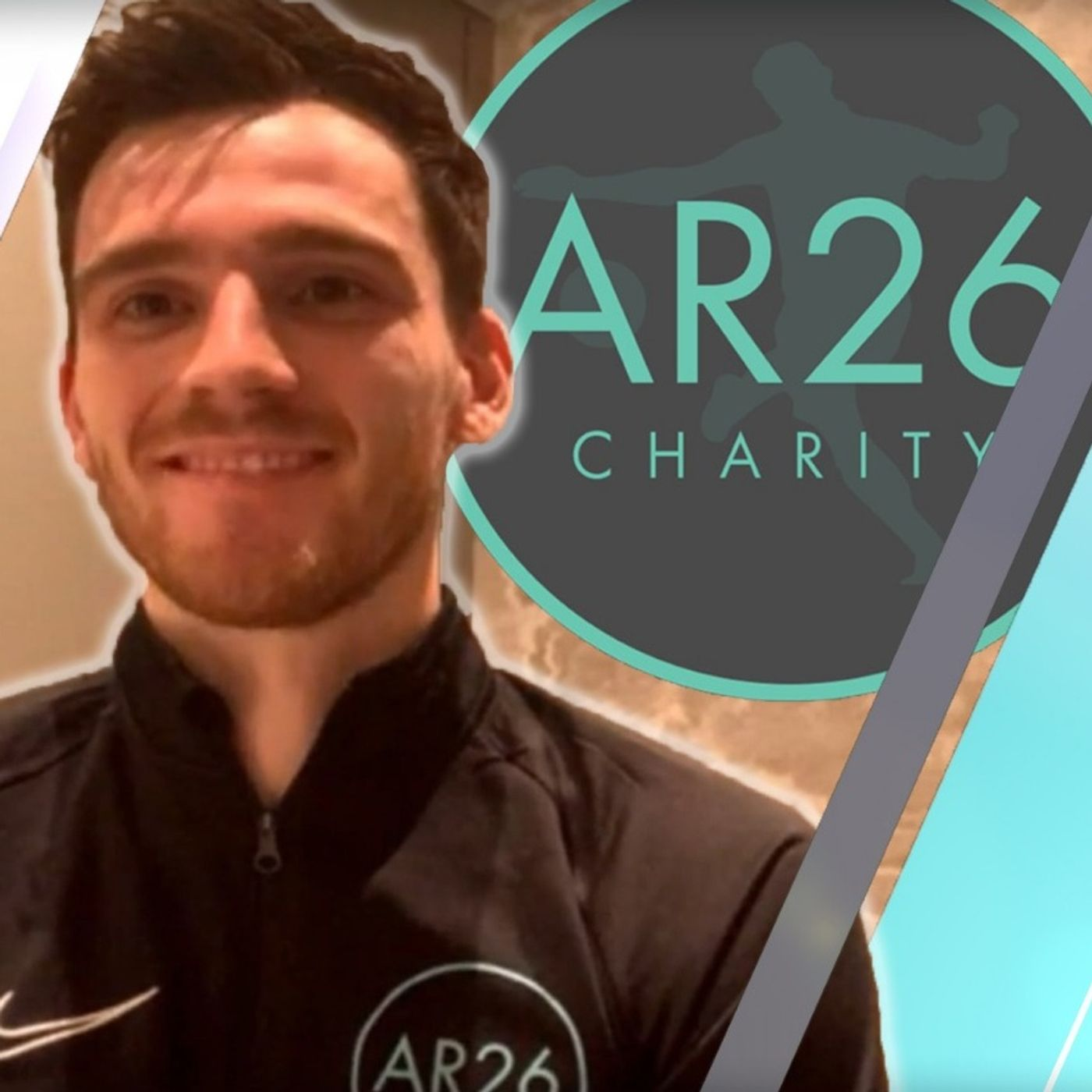 Andy Robertson SPECIAL: Liverpool star launches his new AR26 Charity and answers your questions