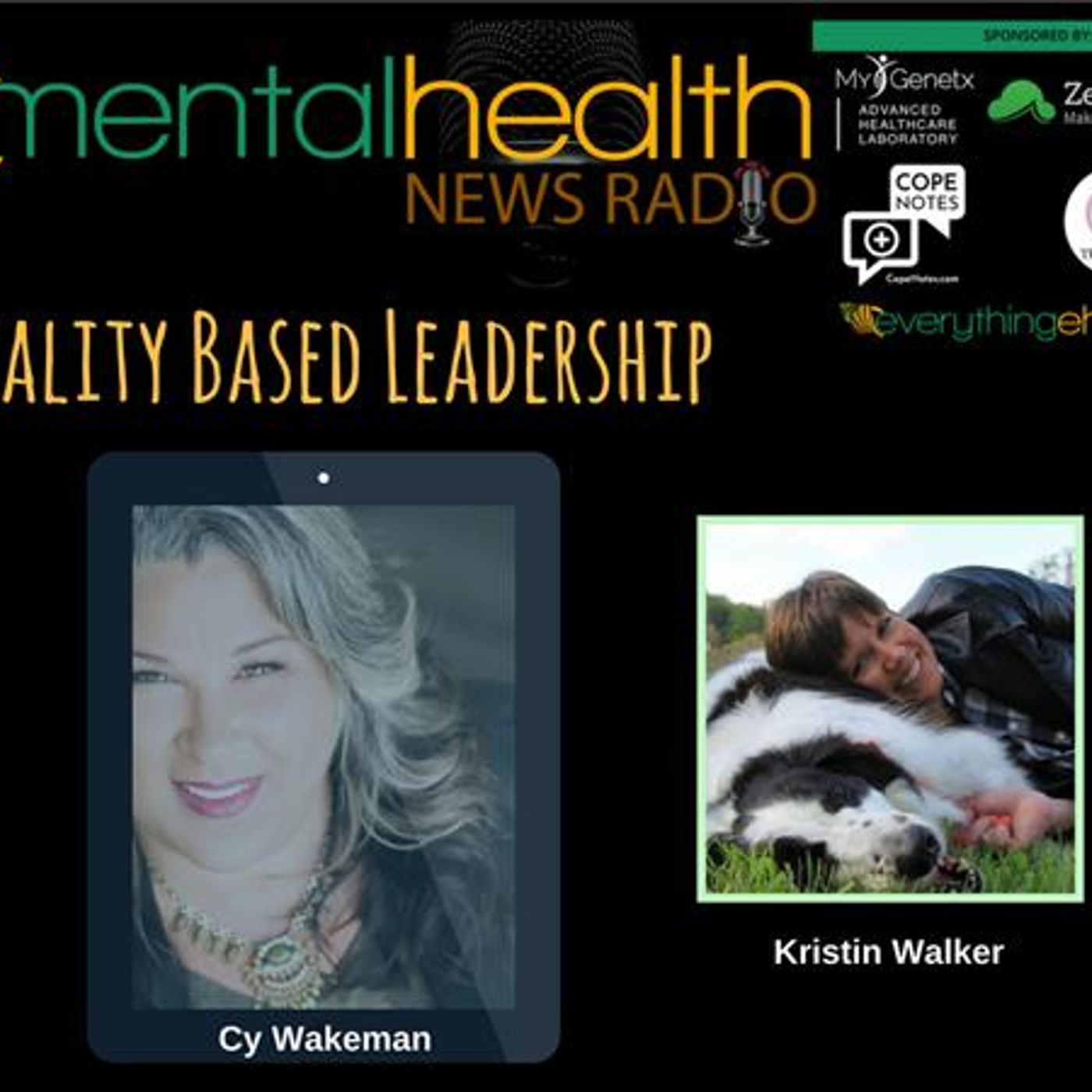 Mental Health News Radio - Reality Based Leadership According to Cy Wakeman