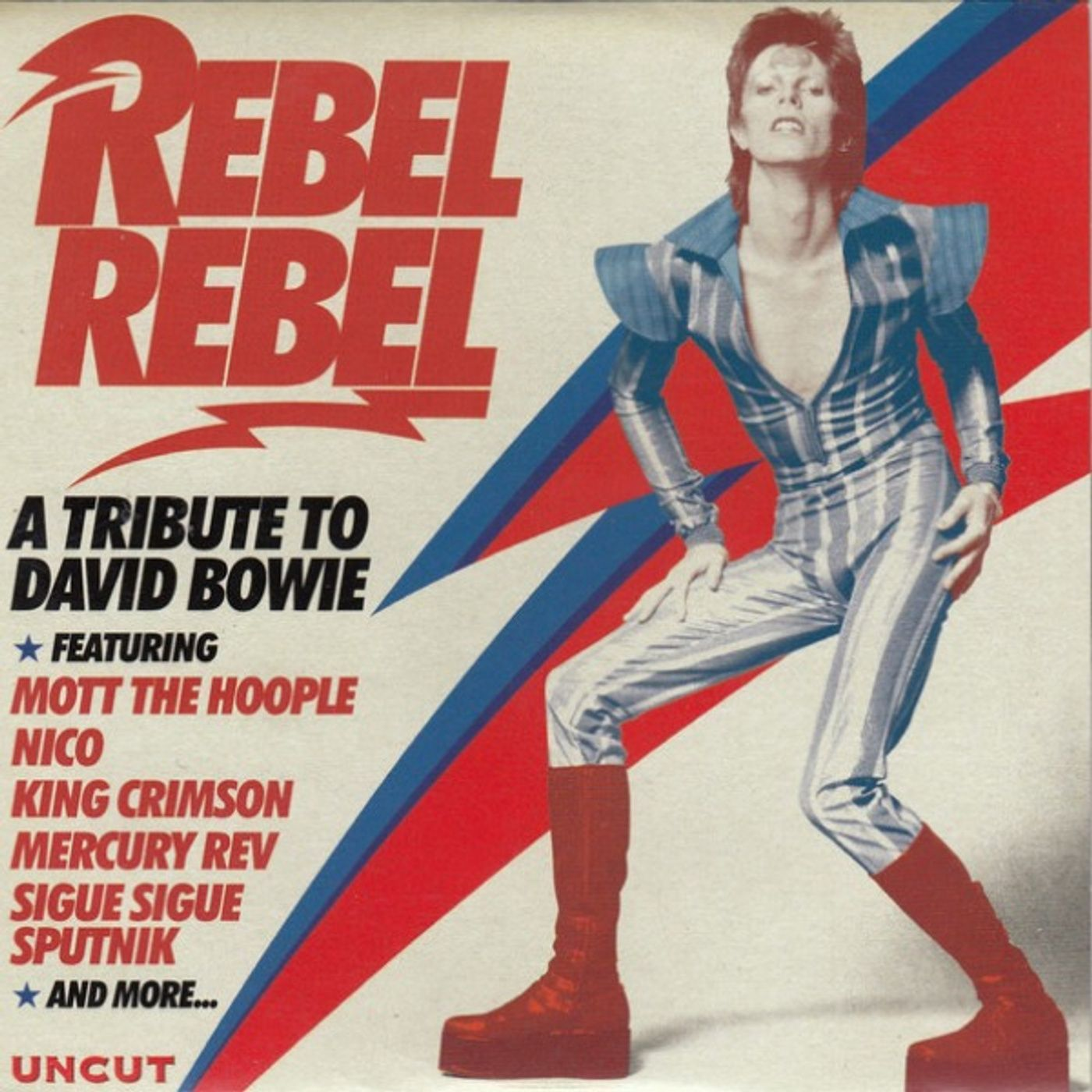 Free With This Months Issue 3 - Thom Baker selects Uncut Rebel Rebel