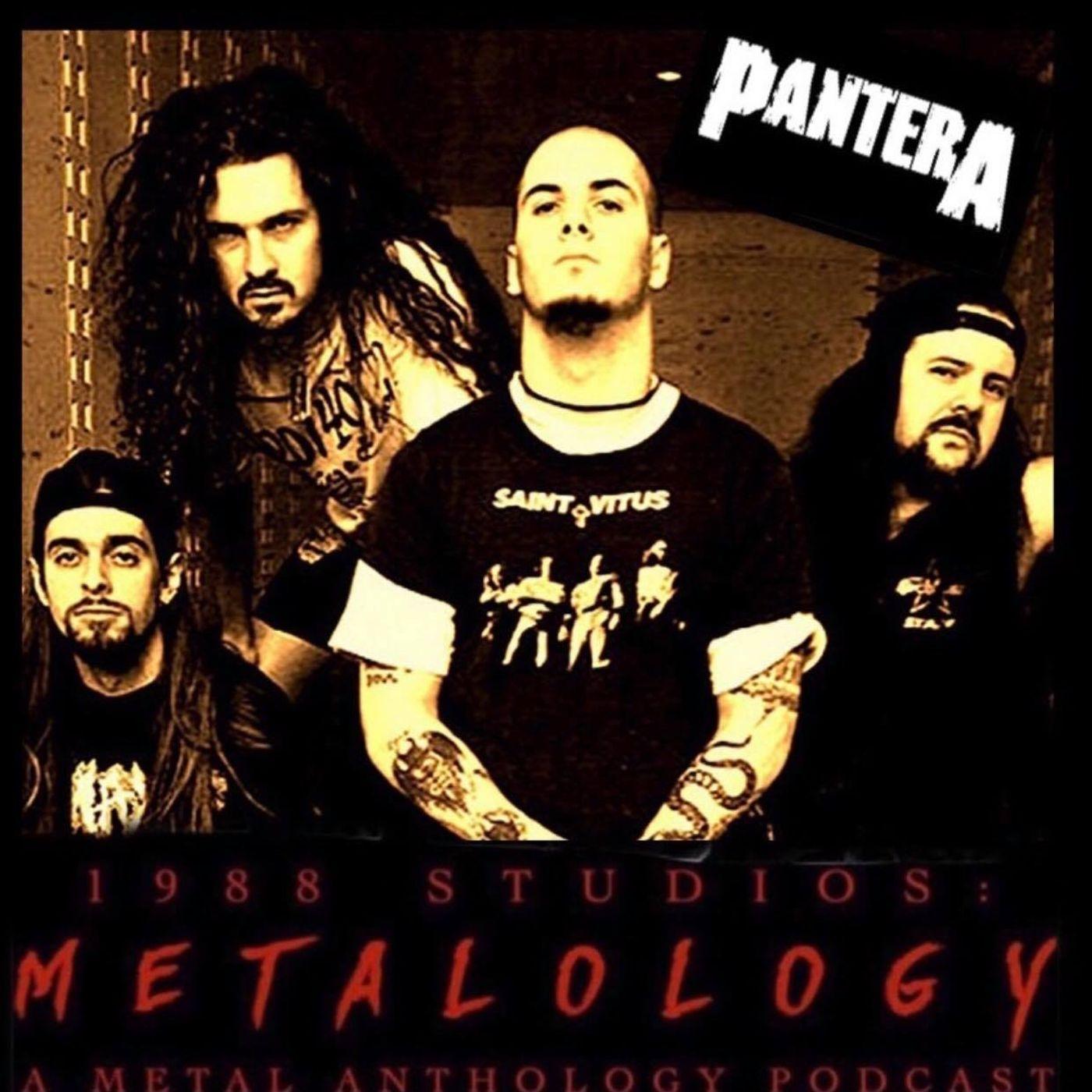 Pantera with Jandro Utrilla (Defy The Tyrants)