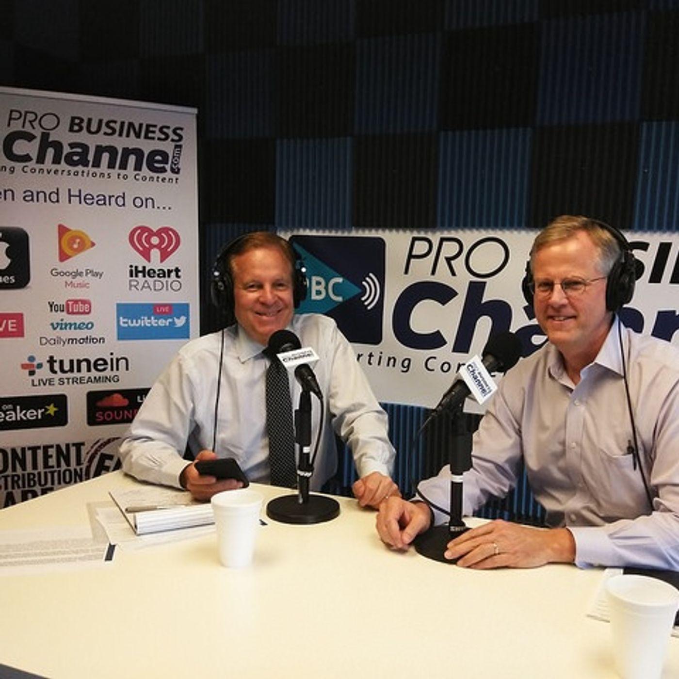 Institutional Executive to Growth Entrepreneur John Coffin Interview on Capital Club Radio