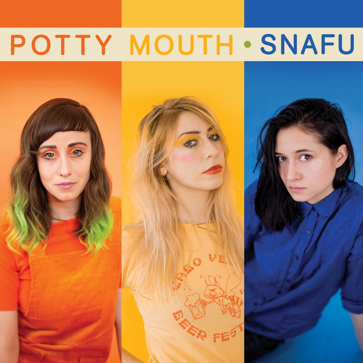 SNAFU: Potty Mouth (Pick A Disc's Best of 2019)