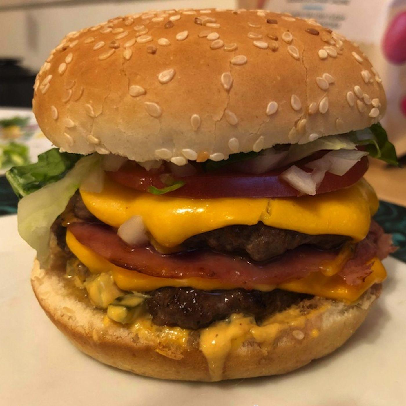 Episode 127: Home Burger (Sebastien Cadieux)