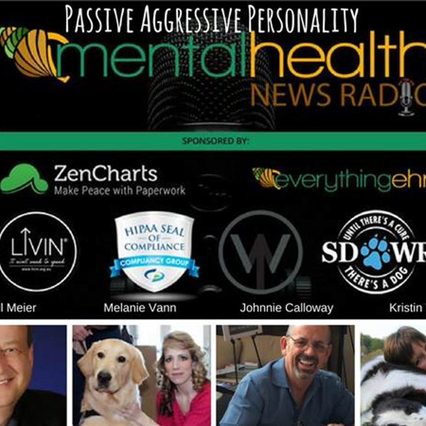 Mental Health News Radio - Round Table Discussions with Dr. Paul Meier: Passive Aggressive Personality