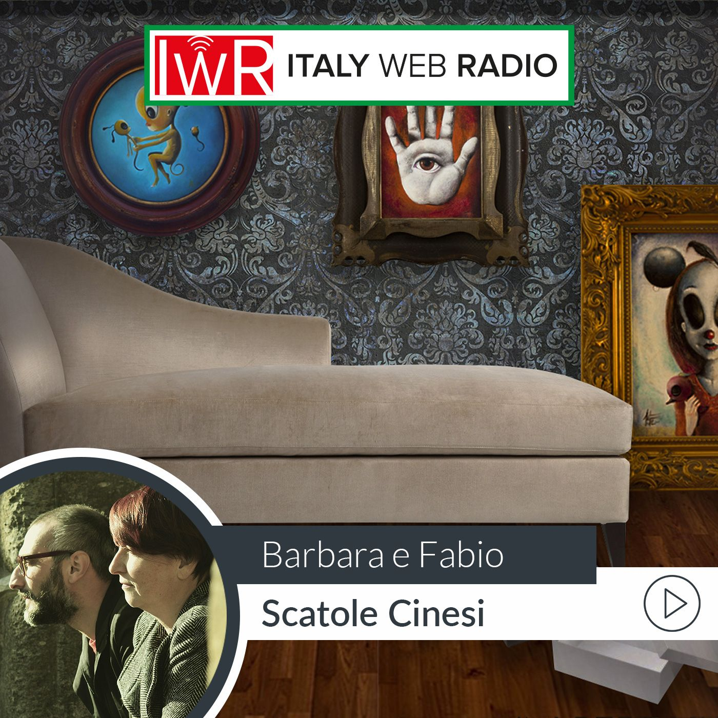 Scatole Cinesi con Barbara e Fabio