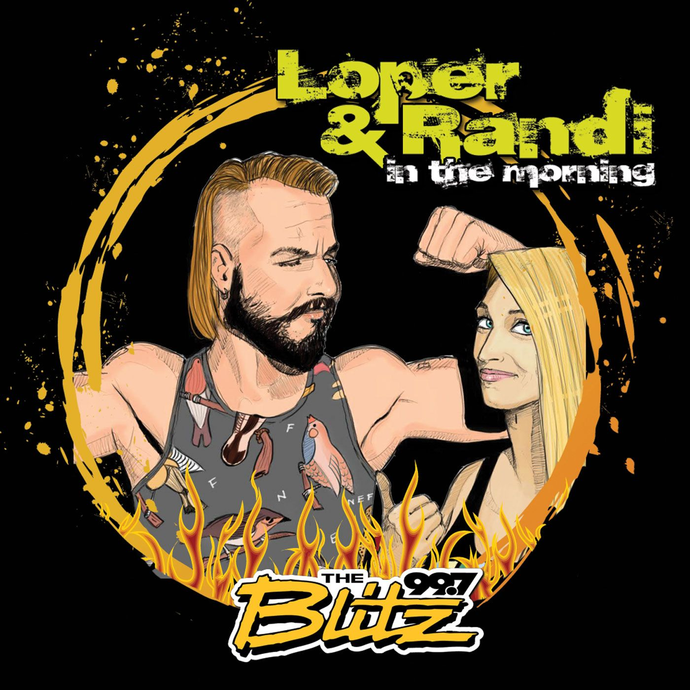 9-12-19 Loper & Randi FULL - Sink Beast, Penis Paste, Match Game, New Planet, Jean-Luc Grand-Pierre