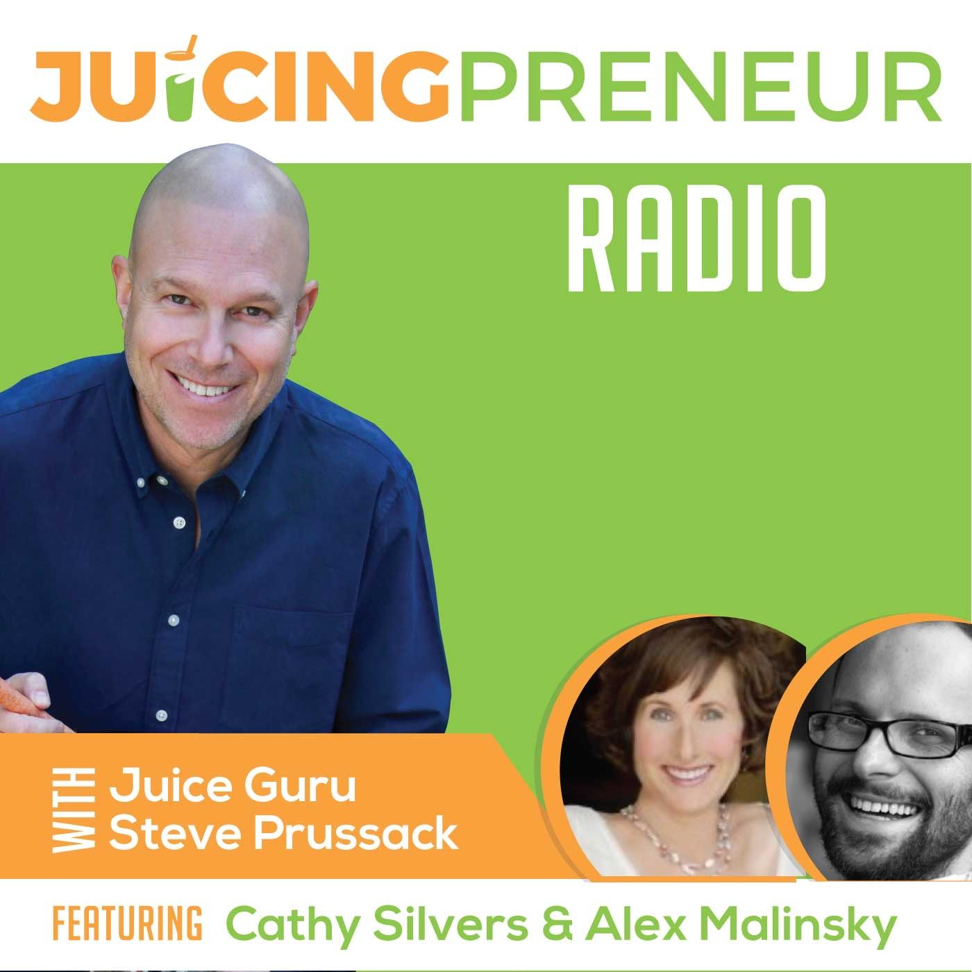 Inspire Your Movement with Cathy Silvers & Alex Malinksy