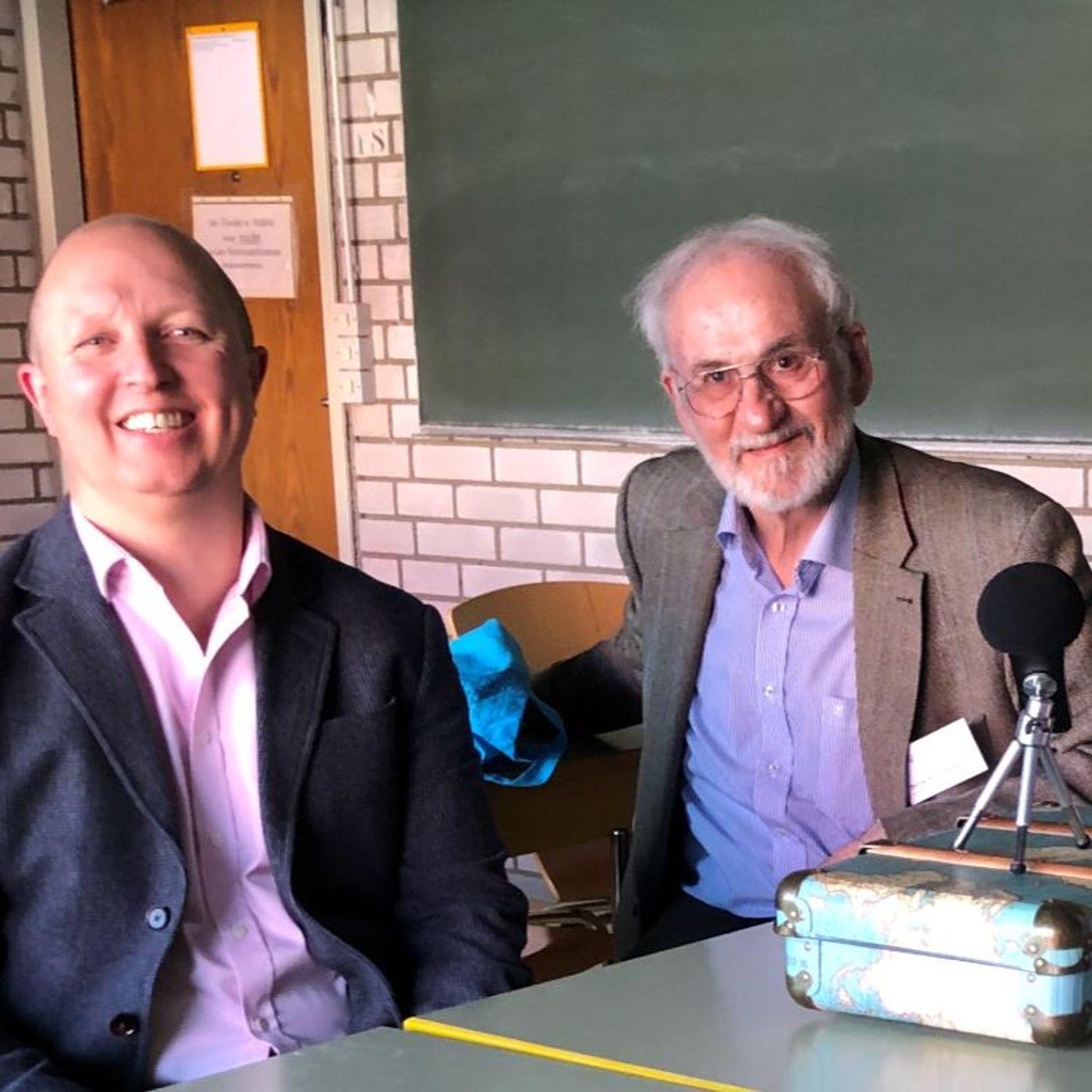 Felix Rauner and Richard Marsh talk to Tom for #SkillsWorld Germany