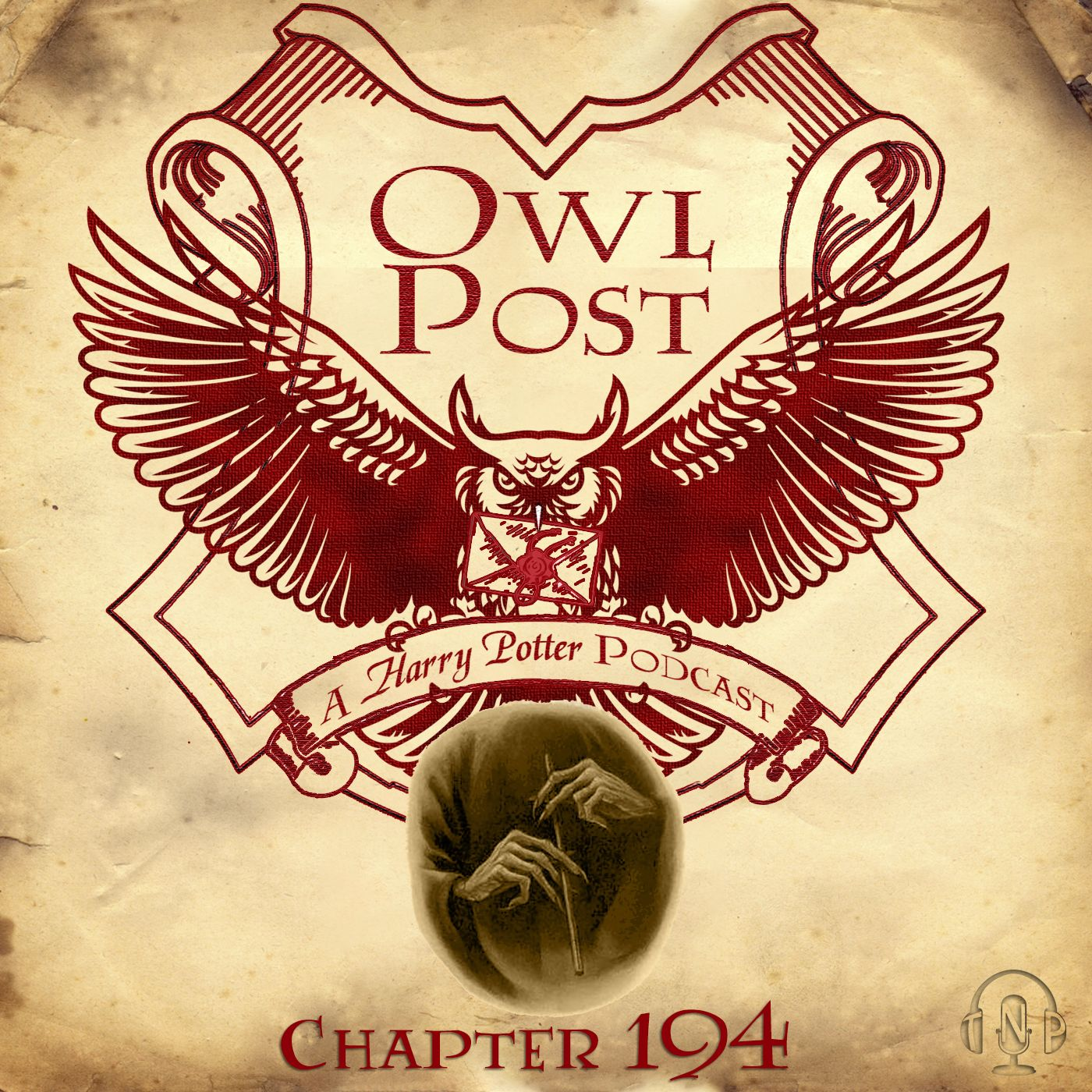 Chapter 194: The Elder Wand