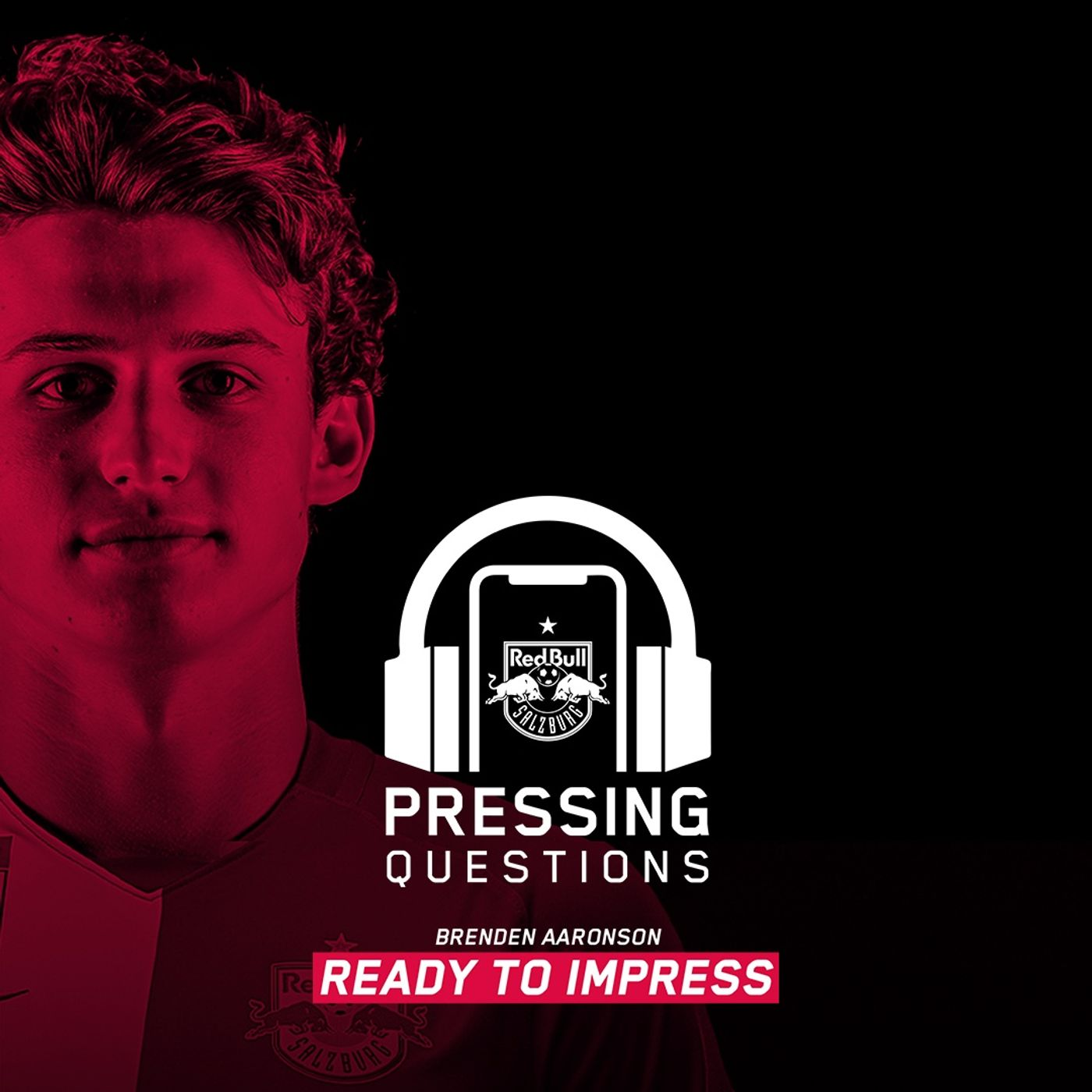 Brenden Aaronson – Ready to impress