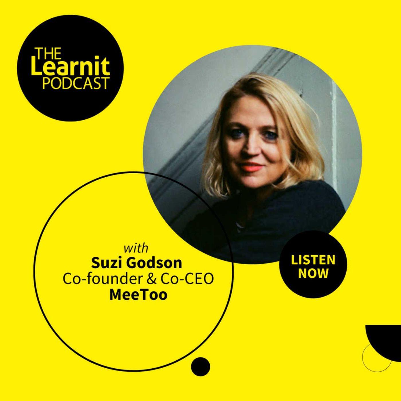 #33, Suzi Godson, Co-founder & Co-CEO, MeeToo: Social Solutions For Social Problems