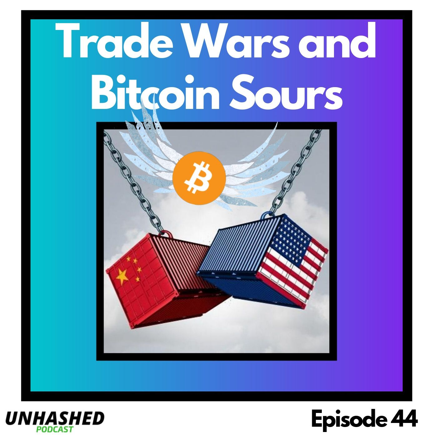 Trade Wars and Bitcoin Sours