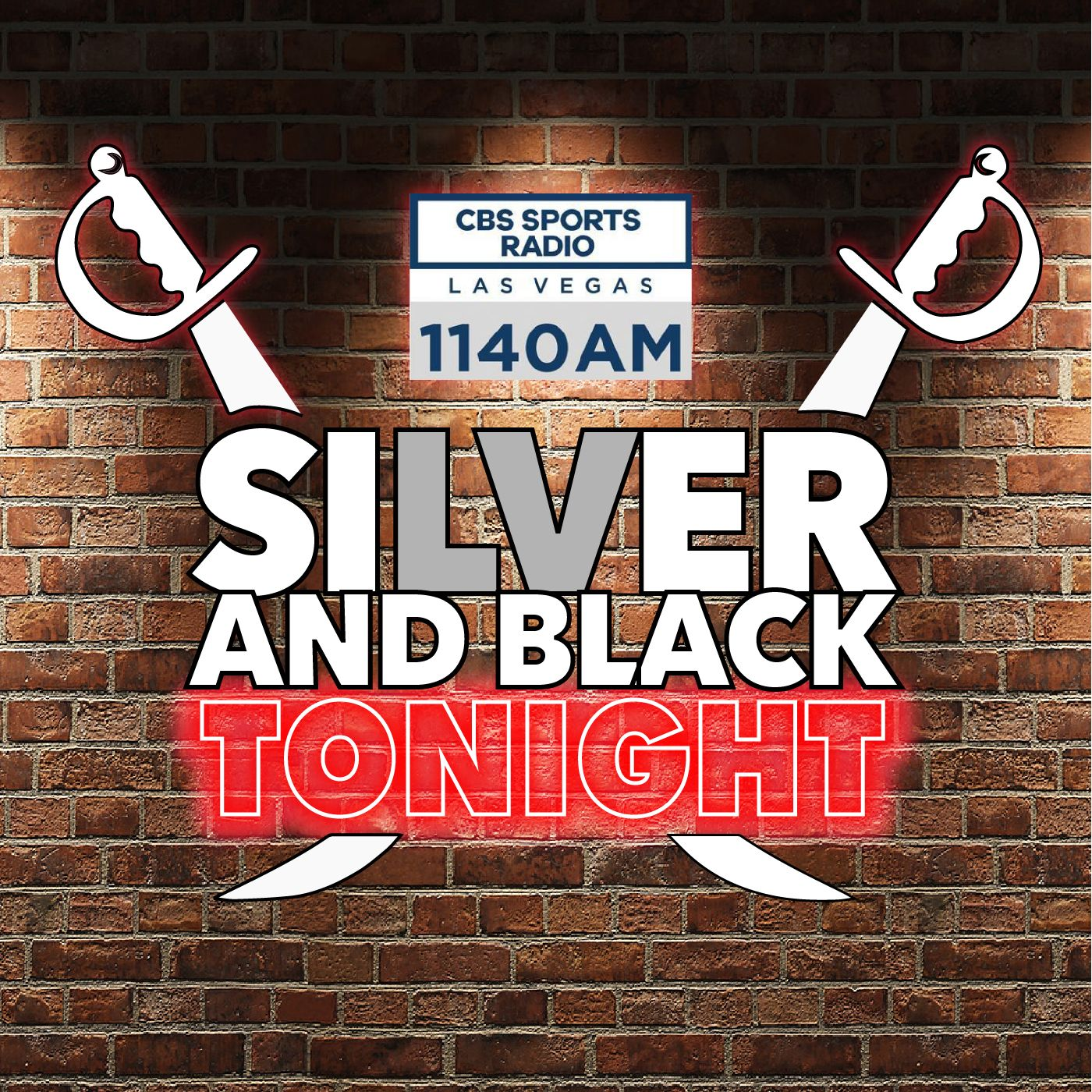Silver and Black Tonight