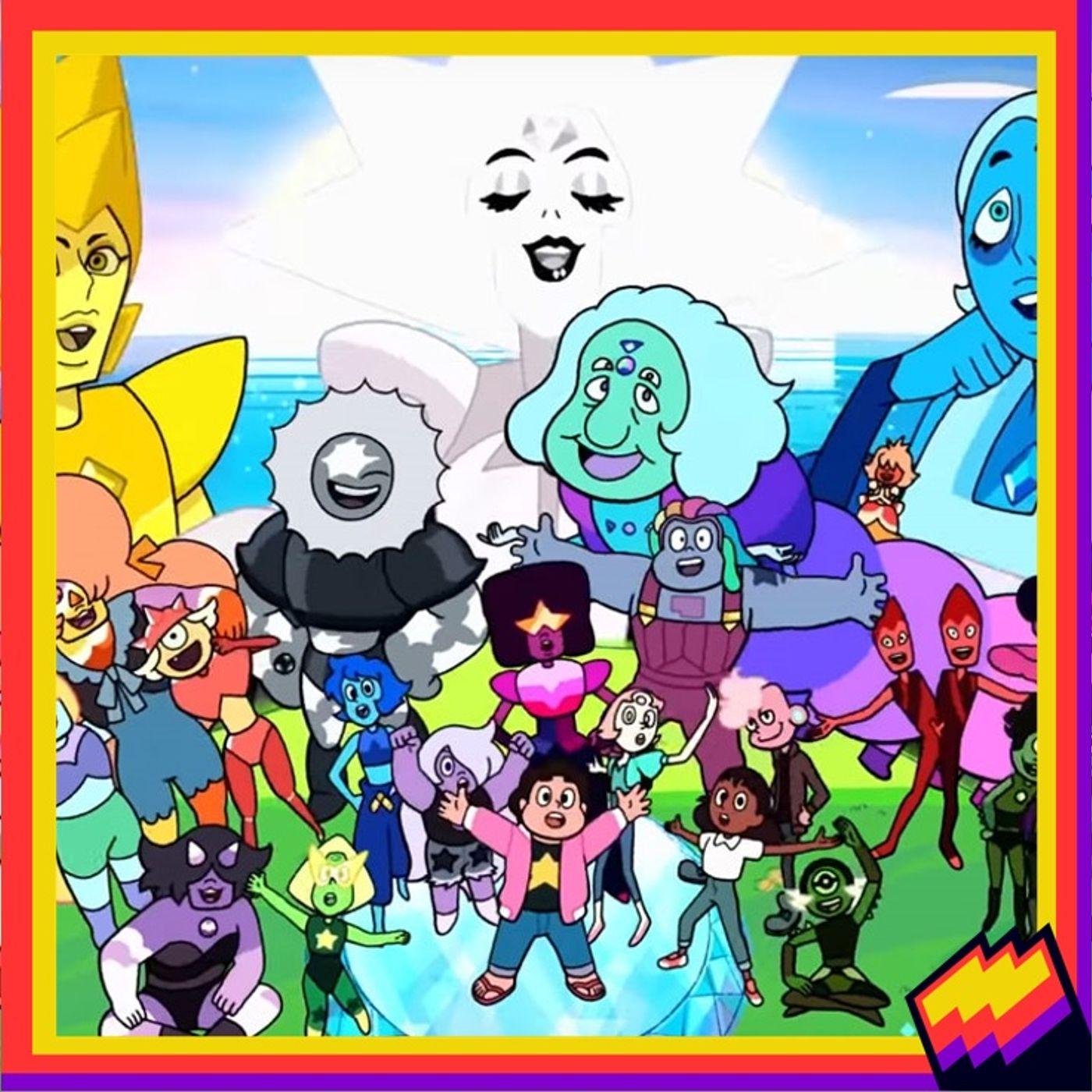 T09E08- Steven Universe Future: ¡Que vayan a terapia, carajo!