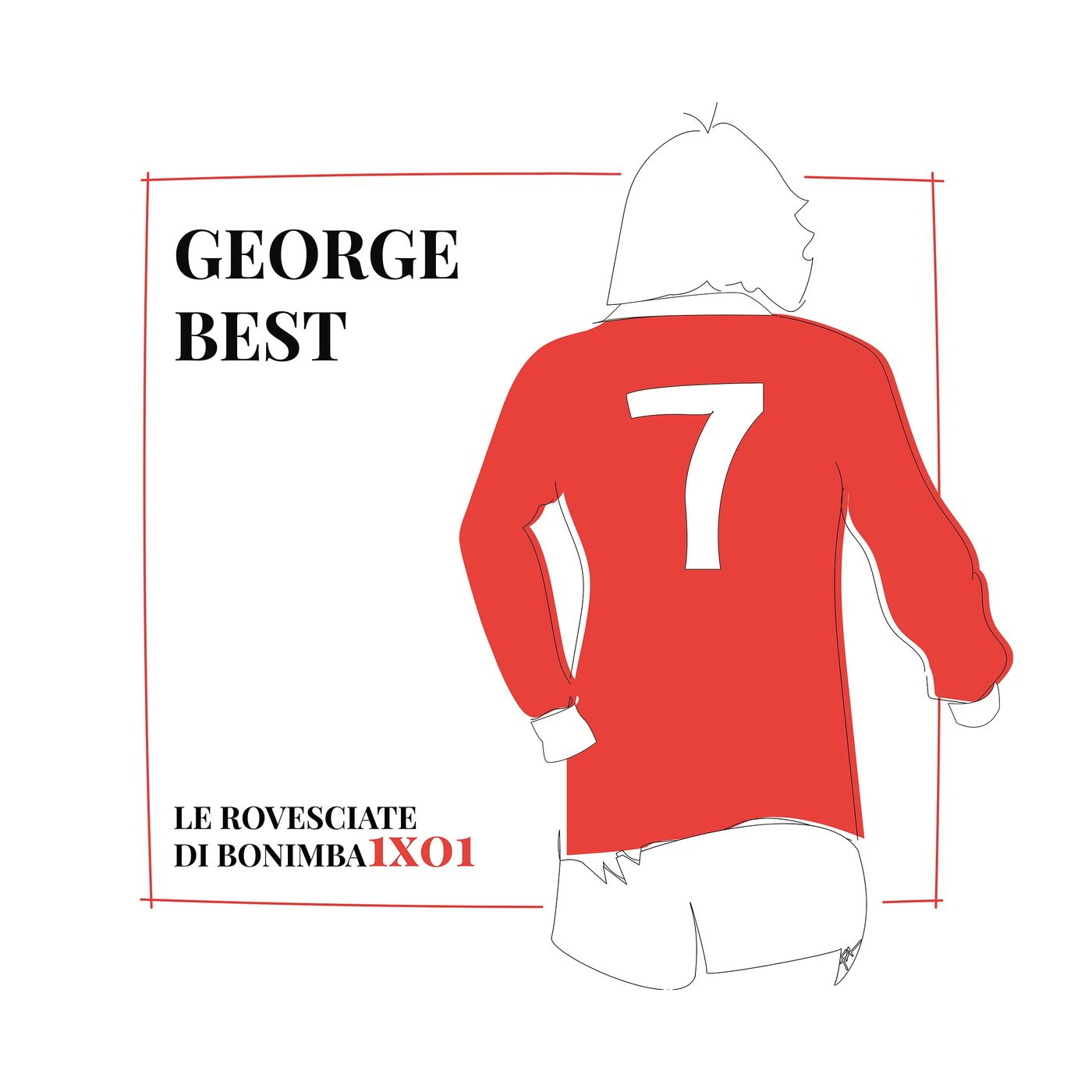 Le rovesciate di Bonimba 1X01: George Best