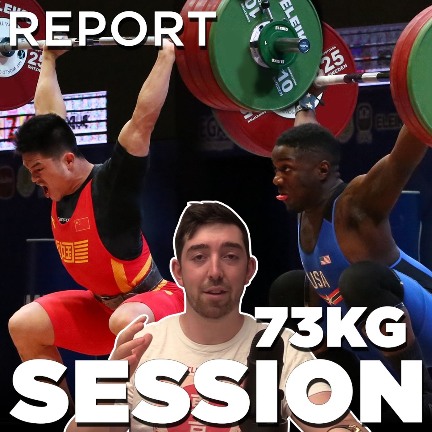 Tokyo Weightlifting M73 REPORT