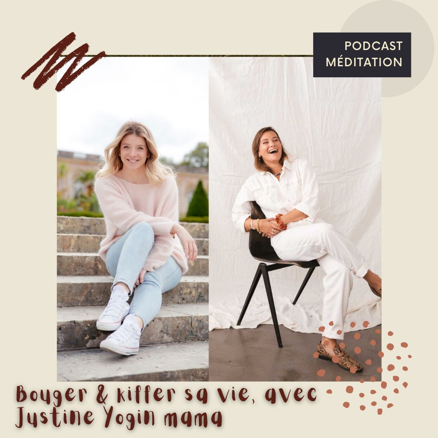 Bouger & Kiffer sa vie avec Yogin mama