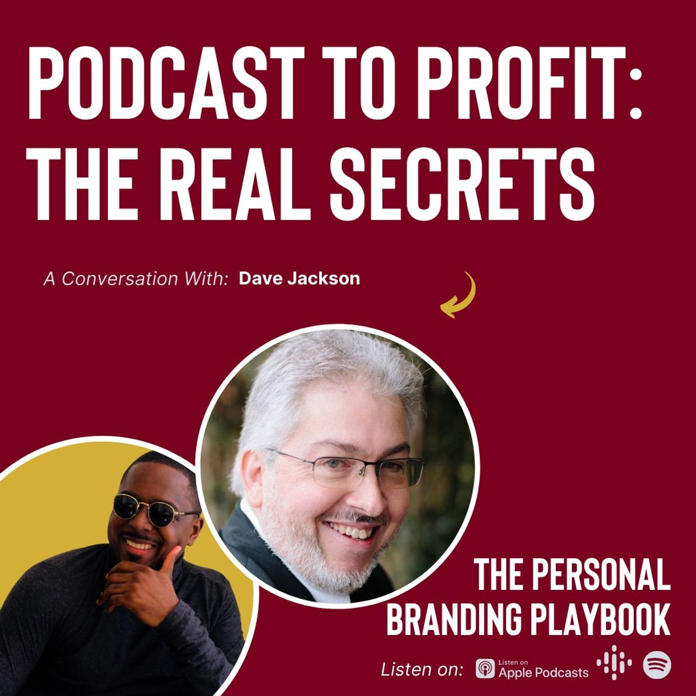 Profit from Your Podcast ft. Dave Jackson