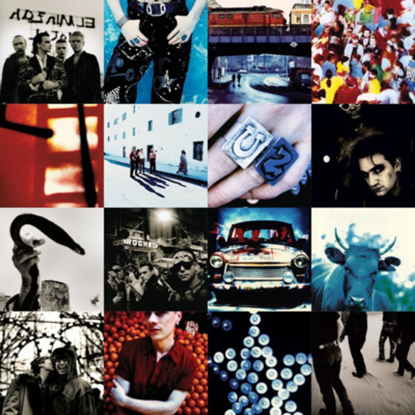 Achtung Baby: U2 with Kurt North