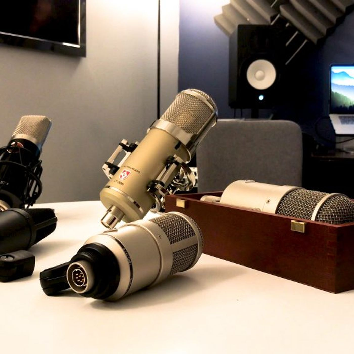 VBC New Microphone Test