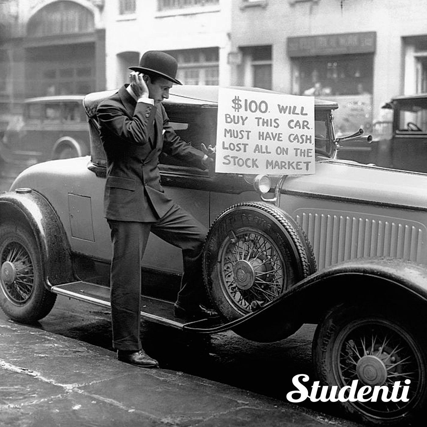 La crisi del 1929 e la Grande Depressione