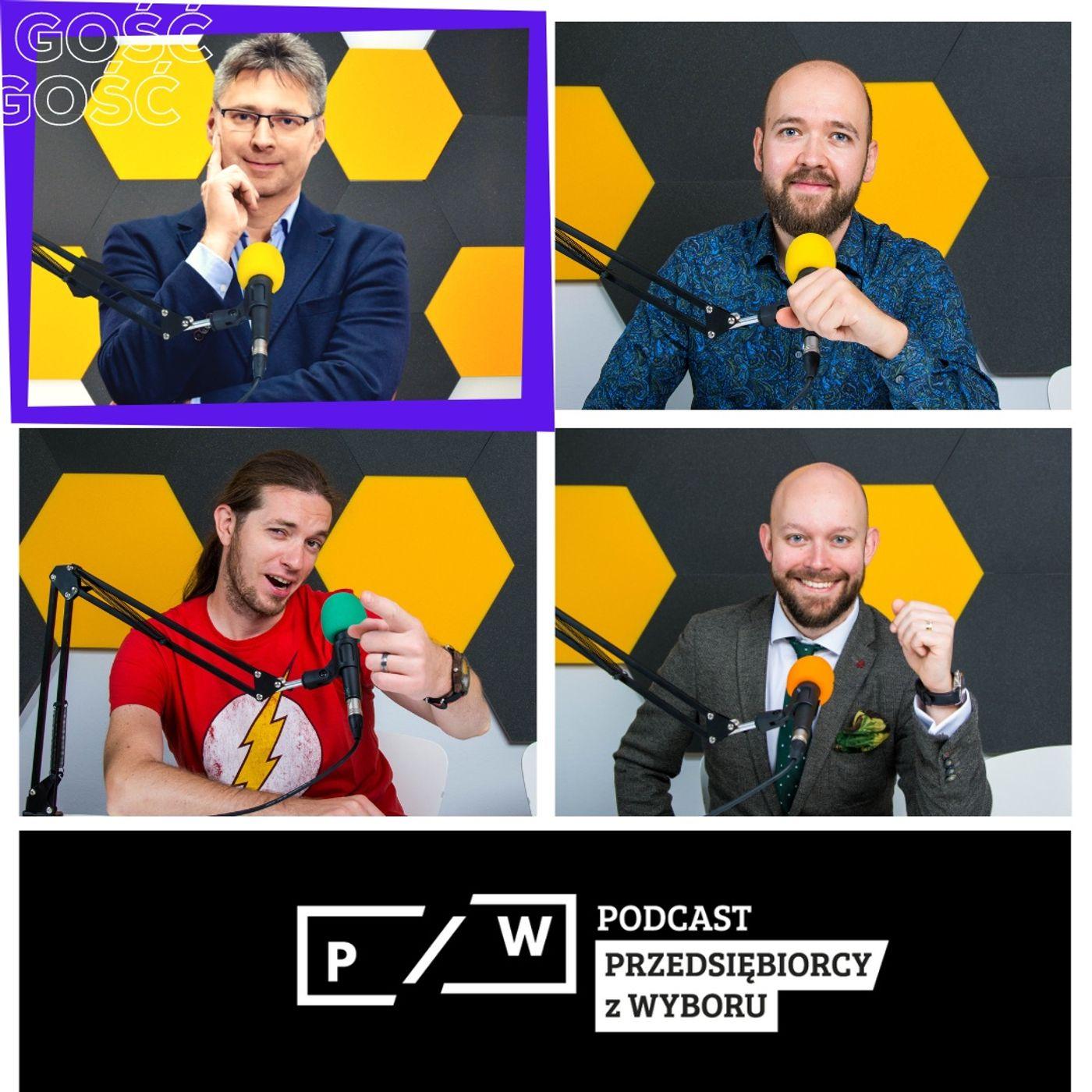 #84 Po(d)pis Autentycznego przedsiębiorcy - Grzegorz Wójcik (Autenti)