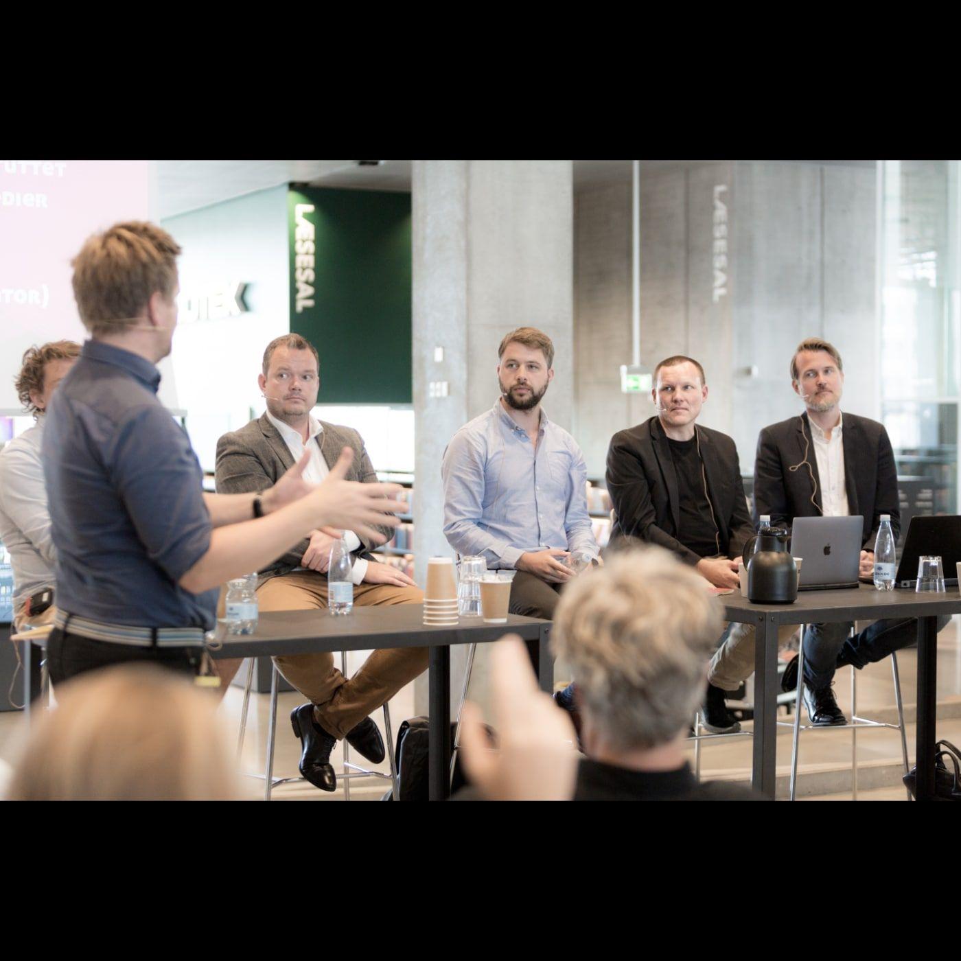 Paneldebat: Blockchain og betalingsmodeller i mediebranchen
