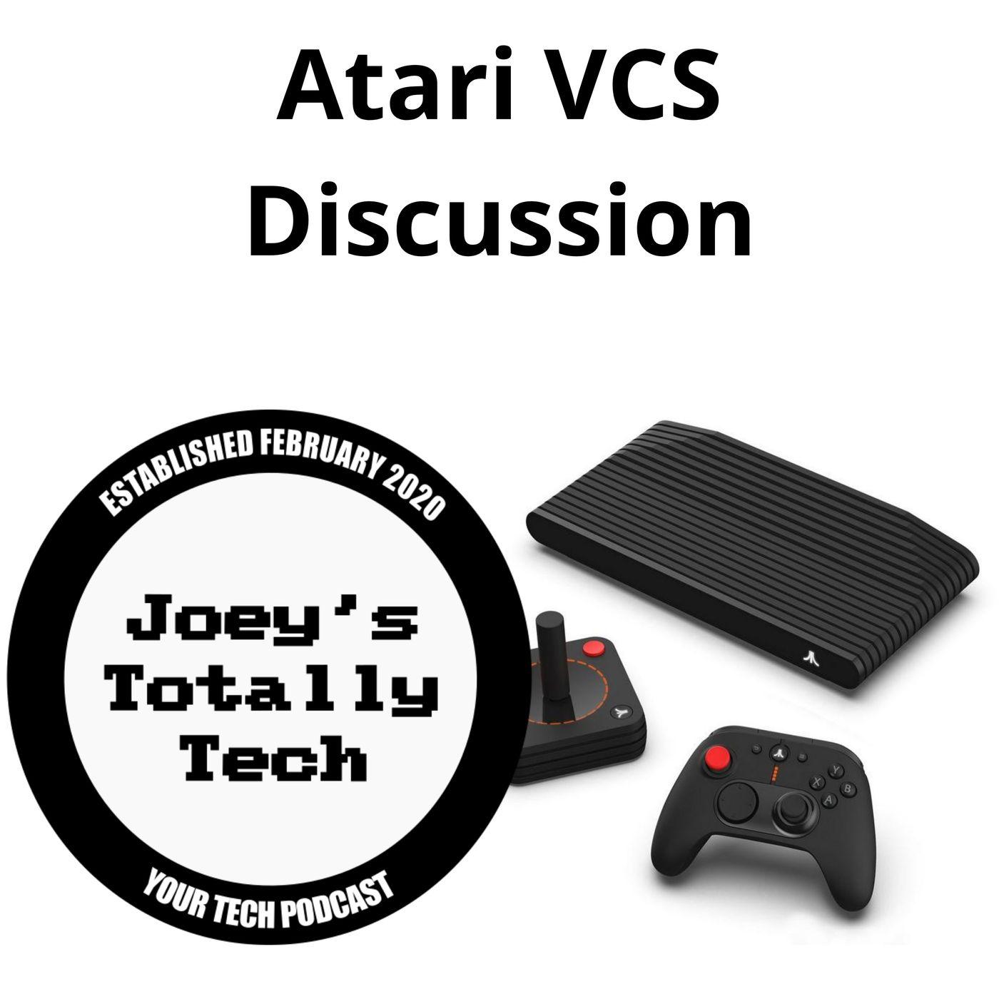 Atari VCS Discussion