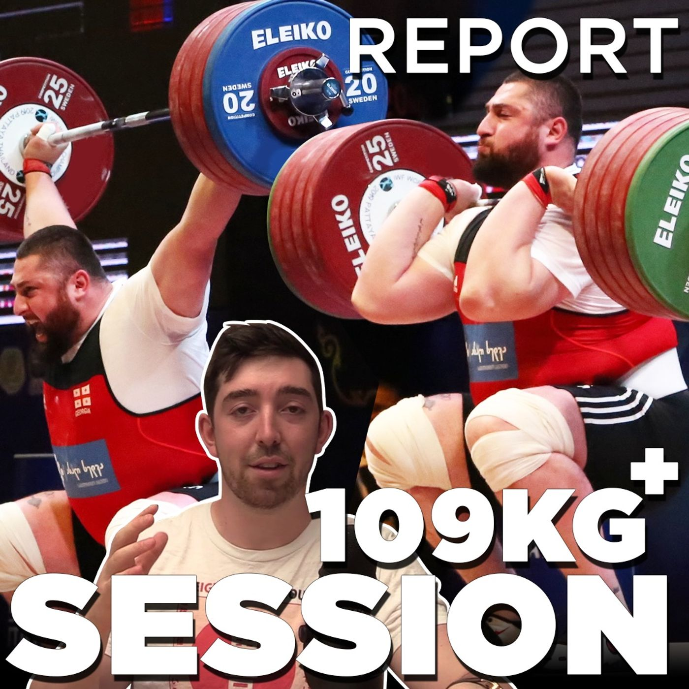 Tokyo Weightlifting M+109 | REPORT