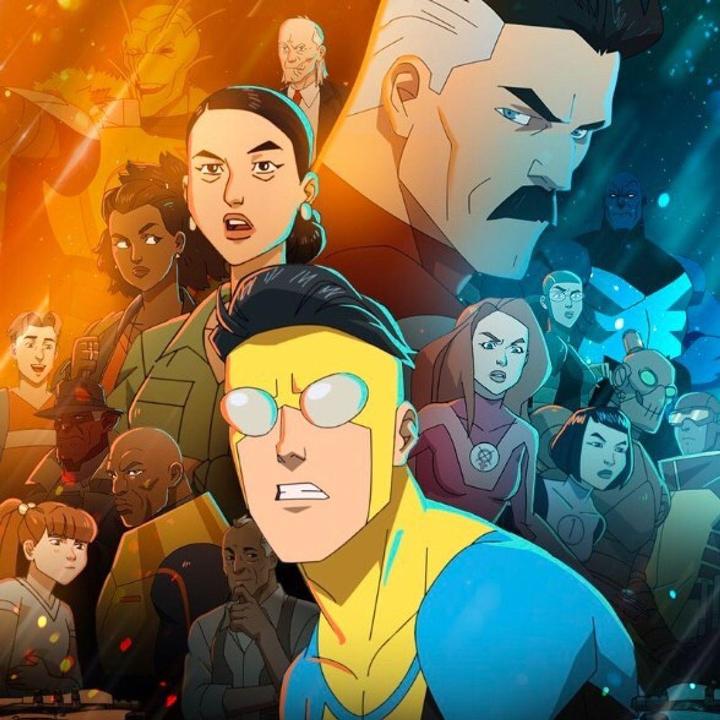 INVINCIBLE: Reinventing The Superhero Genre!