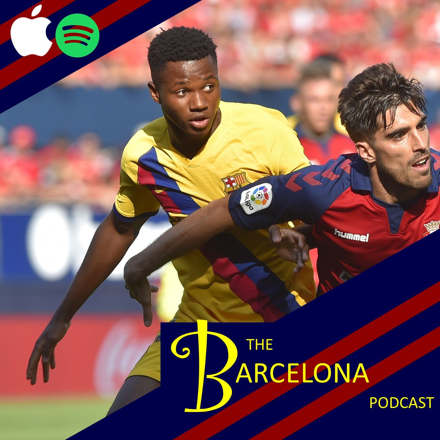 What's the fallout from the Neymar saga? Ansu Fati, Nelson Semedo, and Ivan Rakitic [TBPod155]
