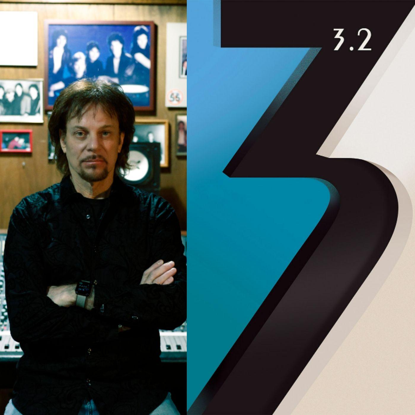 Third Impression - Robert Berry on Big Blend Radio